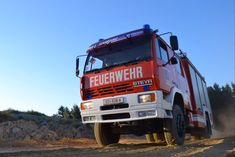 Hohenems: Riedhüttenbrand & Brandstiftung