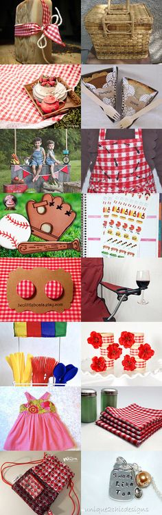 Picnic Ready! by Amanda  Johnson on Etsy--Pinned with TreasuryPin.com