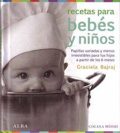 libro recetas bebes - Buscar con Google