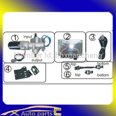 Electric Power Steering(eps) for UTV Yamaha Rhino set) Dress Bra, Atv Parts, Electric Power, Full Set, Yamaha, Rv, Boat, Vehicles, Accessories