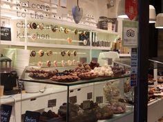 Chök, The Chocolate Kitchen - Carrer del Carme 3, Barcelona