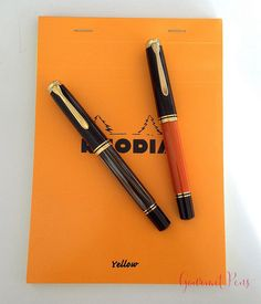 Review Pelikan Souverän M800 Burnt Orange Fountain Pen @AppelboomLaren (16)