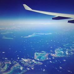 Beautiful great barrier reef on the way back to Japan  gonna miss this beautiful country  I really don't wanna go to work tomorrow...   #Brisbane #seeyou #Australia #aus #tojapan #airplane #greatbarrierreef #fromsky #sky #sea #visitbrisbane #visitaustralia #Qantas #skyview #worktomorrow #holiday by marinannoel http://ift.tt/1UokkV2