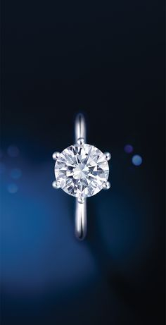 Bucherer #Solitaire 1888#ring#MomentsOfRomance