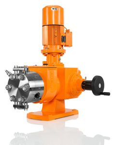 Hydraulic Diaphragm Metering Pump Orlita® Evolution - ProMinent - ACHEMA 2015