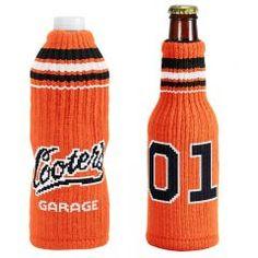 Sock Bottle Koozie Cooter's 01