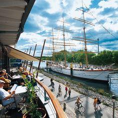 The Maritime Mile in Vegesack - Bremen - Arrivalguides.com