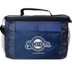 Kolder Milwaukee Brewers 6pk Kooler Bag?