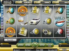 Online Mega Fortune machine from the company NetEnt will allow all players to plunge into the world of luxury and wealth. It has 5 reels and 25 paylines, as well as a symbol Wild. Online Casino Reviews, Games Images, Free Slots, Slot Online, Slot Machine, Mega Fortune, Games To Play, Symbols, Games