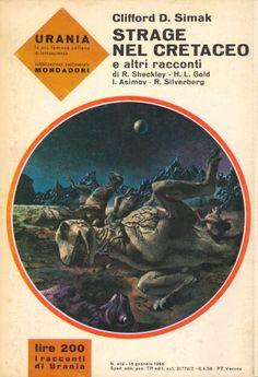419  STRAGE NEL CRETACEO 16/1/1966   Copertina di  Karel Thole   AUTORI VARI