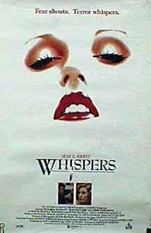 Find more movies like Whispers to watch, Latest Whispers Trailer, A woman is stalked by a psychotic killer. 1990 Movies, All Movies, Horror Movies, Chris Sarandon, Dean Koontz, Internet Movies, Whisper, Detective, Psychotic