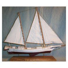 Chesapeake Bay Bugeye Model Ship Kit is in stock and ships for free! Model Ship Kits, Model Ships, Bay Boats, Chesapeake Bay, Shell Crafts, Wooden Boats, Fishing Boats, Sailing Ships, Norfolk