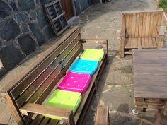 Cojines para sillón de palets