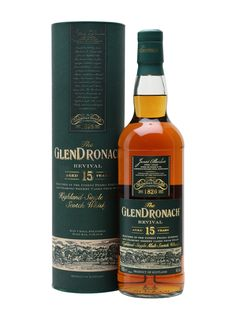 Glendronach 15 Year Old Revival - Sherry Cask Scotch Whisky : The Whisky Exchange Cigars And Whiskey, Bourbon Whiskey, Scotch Whisky, Whiskey Bottle, Blackberry And Apple Crumble, Highland Whisky, Whisky Shop, Blended Whisky, Strong Drinks