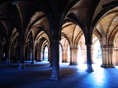 Because the University of Glasgow looks like this… | 48 Reasons Living In Glasgow Ruins You For Life