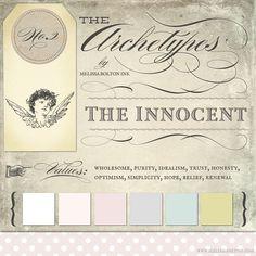 the innocent archetype in branding