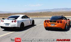 Supercharged C6 Z06 vs GTR vs GT500 vs Twin Turbo Z06