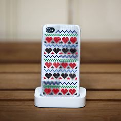 IPhone Cover Cross Stitch