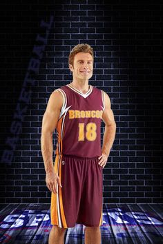 d5b7de028f1 Custom boys and mens basketball uniforms in the Baseline design. This  uniform features a wide