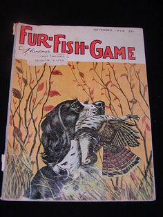 Vintage Hunting Magazines 20
