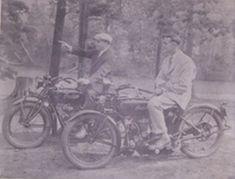 Buck Lovell photo 1926?