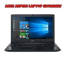 Acer Aspire Laptop Giveaway (Ends 2/14) #Giveaway