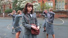 Carey Mulligan in An Education (2009) dir. Lone Scherfig.