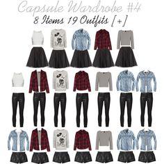 """Capsule Wardrobe #4"" by evefg85 on Polyvore #capsulewardrobe"