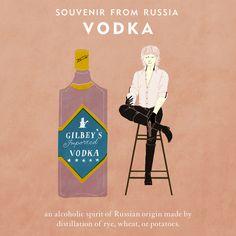 VODKA:ウォッカ Konstantin Menshov(RUS)
