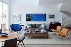 Filha de arquiteto, designer é - Casa Vogue | Casas
