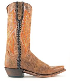 M2612-5/4 | Allens Boots | Men's Lucchese