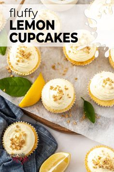 Like sunshine in a mini cake, these fluffy and moist lemon cupcakes are bursting with zesty lemon flavour and topped with an easy cream cheese buttercream. They even have a hidden lemon curd surprise centre. Like a lemon cheesecake in cupcake form, these zingy and bright lemon cupcakes are topped with a super smooth and creamy cream cheese buttercream. #sugarsaltmagic #cupcakes #lemoncupcakes #creamcheesefrosting Cream Cheese Buttercream, Cupcakes With Cream Cheese Frosting, Lemon Cupcakes, Quick Recipes, Baking Recipes, Dessert Recipes, Cupcake Cream, Lemon Cheesecake, Home Baking