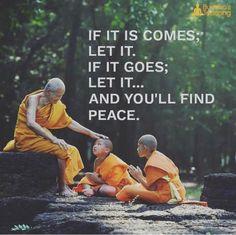 Let it be.  #ZenPh #ZenPhils #BuddhaPh #BuddhaPhils #BuddhismPh #BuddhismPhils #ExercisePh #ExercisePhils #FitnessPh #FitnessPhils