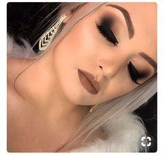 Gorgeous Makeup: Tips and Tricks With Eye Makeup and Eyeshadow – Makeup Design Ideas Flawless Makeup, Glam Makeup, Makeup Inspo, Bridal Makeup, Wedding Makeup, Makeup Inspiration, Blonde Makeup, Makeup Ideas, Blonde Beauty
