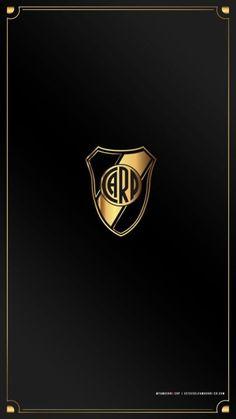 Escudo River Plate, Wallpaper Animes, Gold River, Real Madrid, Plates, Grande, Carp, Tattos, Sports