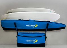 Quickboat Folding Boat Can Assemble In Three Minutes