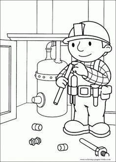 Do you like Bob the Builder? If not, your kids surely do! And here you can find some really amazing Bob the Builder Coloring Pages for kids and...