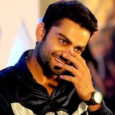 Virat Kohli Million Dollar Smile