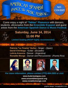 Night Flamenco @ Bulerias Tapas