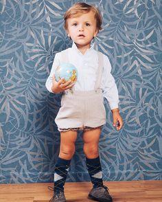 Como son nuestros baby boys...✨✨, buenas noches  #macalibaby #bombachotempranillo #camisamorisca #niñosmacali  #macali #modaindantil #hechoenespaña #mañanamas