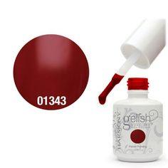 Gelish #343 Red Roses UV Soak Off Gel Polish « Holiday Adds