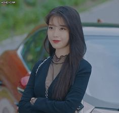 Viewers have fallen in love with IU's character in Hotel del Luna and their fascination extended to watching out for every single one of her outfit changes. Korean Actresses, Korean Actors, Iu Hair, Luna Fashion, K Idols, Korean Singer, Pretty People, Girl Crushes, Kpop Girls