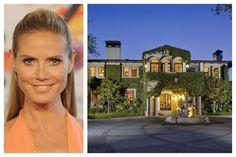 Heidi Klum Home For Sale - Celebrity Homes For Sale