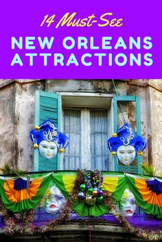 Mardi Gras is a time for festive floats, glittery costumes, and delicious food. These Mardi Gras tips will prepare you to celebrate Fat Tuesday in the Big Easy. Fun Places To Go, Free Things To Do, Fun Things, Usa Travel Guide, Travel Usa, Travel Tips, Travel Destinations, Travel 2017, Free Travel