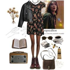 Some Cool Ideas for Outfits for School Of course, students who take a look at in a college that call Hipster Outfits, Punk Outfits, Grunge Outfits, Retro Outfits, Vintage Outfits, Cool Outfits, Indie Hipster Fashion, Alternative Outfits, Mode Alternative