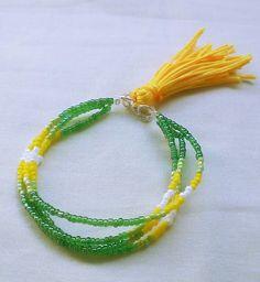 Colorful bracelet summer2016