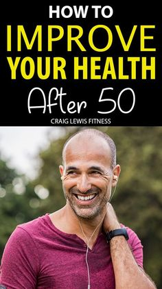 By the time you have read this blog post you will know how to improve your health after 50. Turning 50 is a significant milestone for most people and it's why so many men and women over 50 start to look after their health and bodyweight using diets and supplements like this flat belly tonic. Weight Loss For Men, Weight Loss Plans, Lose Weight, Men's Health Fitness, Fitness Blogs, Mens Fitness, Over 50 Fitness, Free Weight Loss Programs, Diets For Men