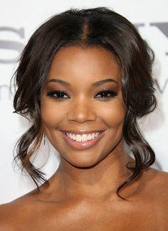 Gabriel Union - make up for black women