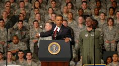 As evidenced by many photographs, President Obama appears to have a blatant disrespect for our country, our military, and our veterans. Time and time again he has been caught engaging in some highly inappropriate behavior, unlike any President has exhibited before. In fact, one site recently compared photos of President Obama directly to those of President Bush. In contrast to Bush, Obama has repeatedly neglected to Salute or marines appropriately, or stand with his hand over his heart ...