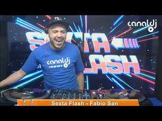 DJ Fabio San - Flash Dance - Programa Sexta Flash - 24.04.2020 - YouTube